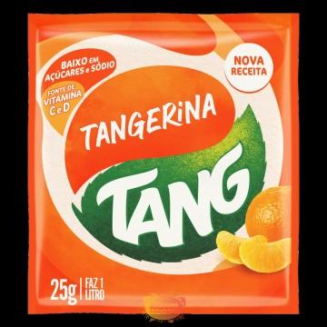 Suco em Pó sabor Tangerina...