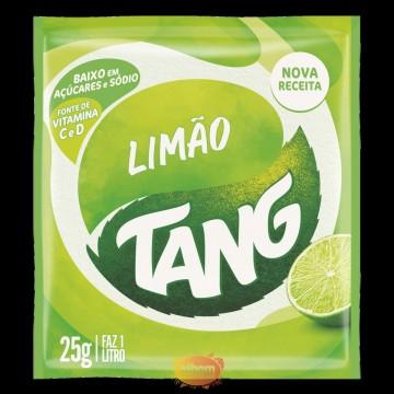 """Suco em Pó Sabor Limao """"Tang"""""""