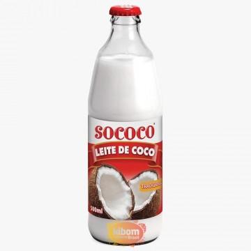 """Leche de Coco """"Sococo"""" 500ml"""