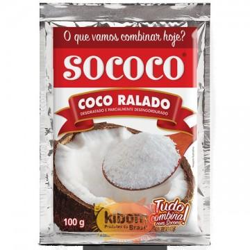 "Coco Ralado ""Sococo"" 100g"