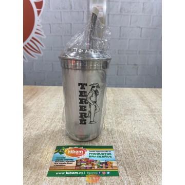 Vaso de Aluminio para Mate