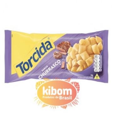 Snack Torcida sabor Barbacoa