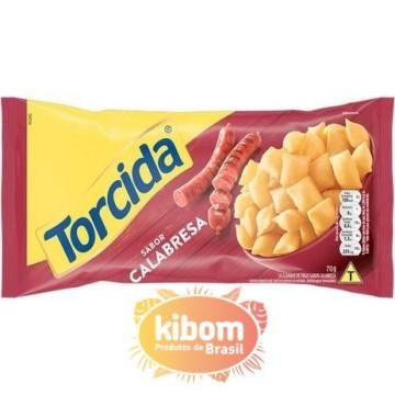 Snack Torcida sabor Pepperoni