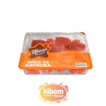 """Doce de Abobora """"Nbonn"""" 280g"""