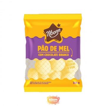 Pao de Mel c/ Chocolate...