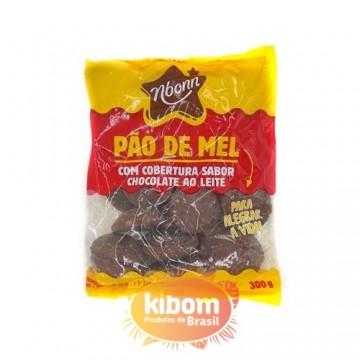 Pao de Mel c/ Chocolate ao...