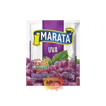 """Suco em Pó sabor Uva """"Maratá"""""""