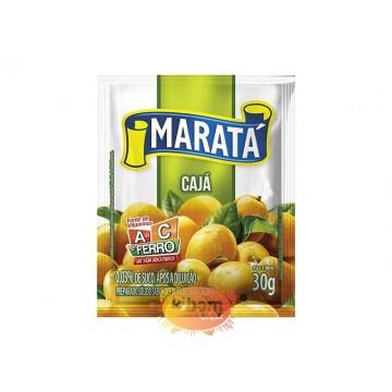 """Suco em Pó sabor Cajá """"Maratá"""""""