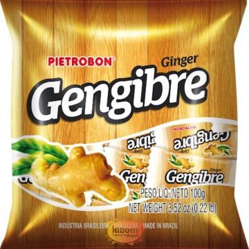 Caramelo de Jengibre...