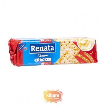 "Bolacha Cream Cracker ""Renata"""