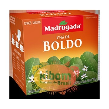 """Chá de Boldo """"Madrugada"""""""