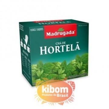"""Chá de Hortela """"Madrugada"""""""