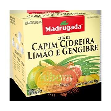 Chá de Cidreira, Limao e...