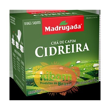 """Chá de Cidreira """"Madrugada"""""""