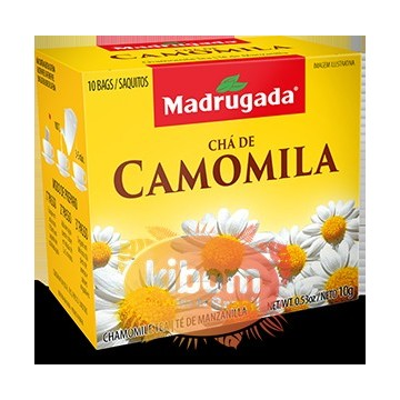 "Té de Manzanilla ""Madrugada"""