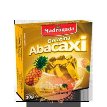 Gelatina Sabor Abacaxi...