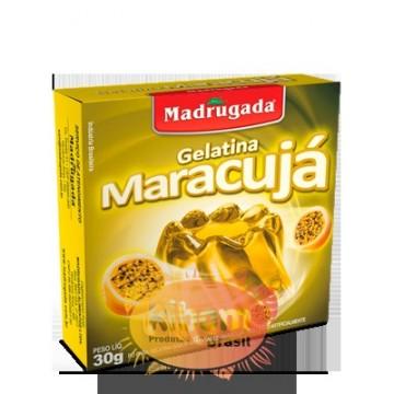 Gelatina de Maracujá...