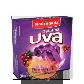 """Gelatina Sabor Uva """"Madrugada"""""""