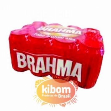 Cerveza Brahma  pack 12