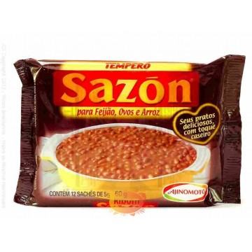 Sazon Marrom Feijao