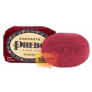 """Sabonete """"Phebo"""" Patchouly"""
