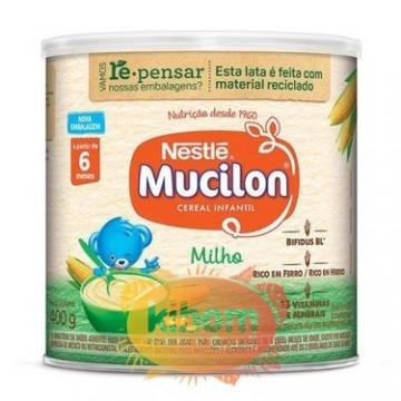 "Mucilon de Milho ""Nestle"" 400g"