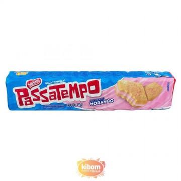Passatempo Recheada Morango