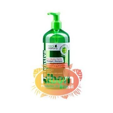 "Shampoo Anti queda ""Real..."