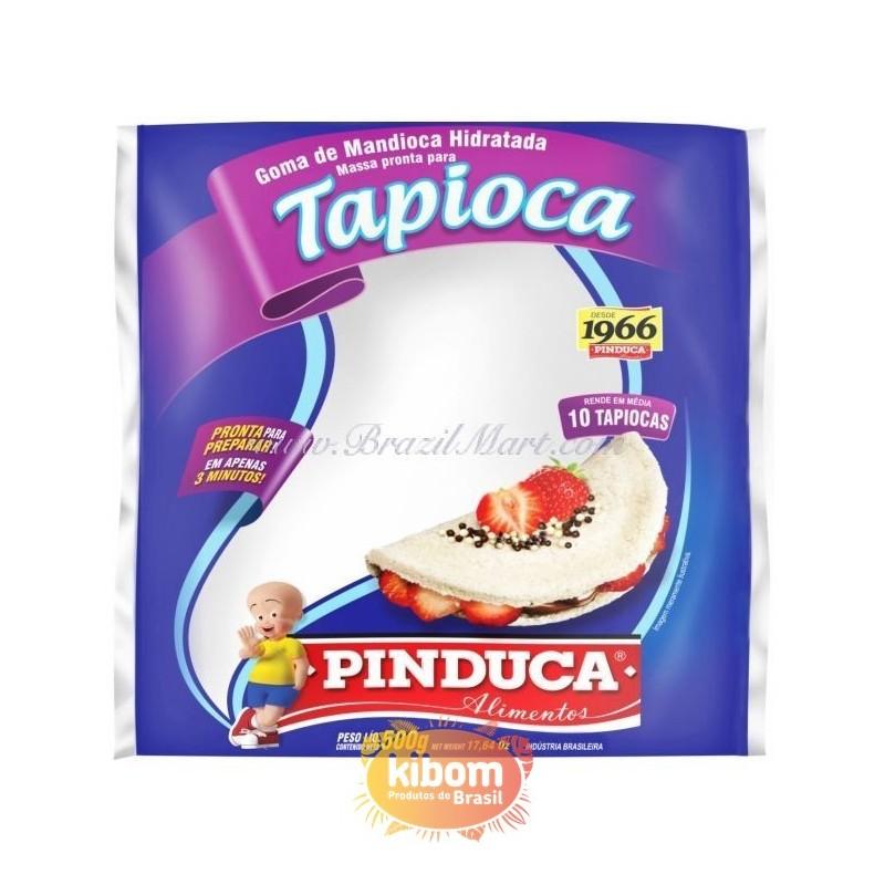 """Tapioca """" Hidratada"""" Pinduca"""