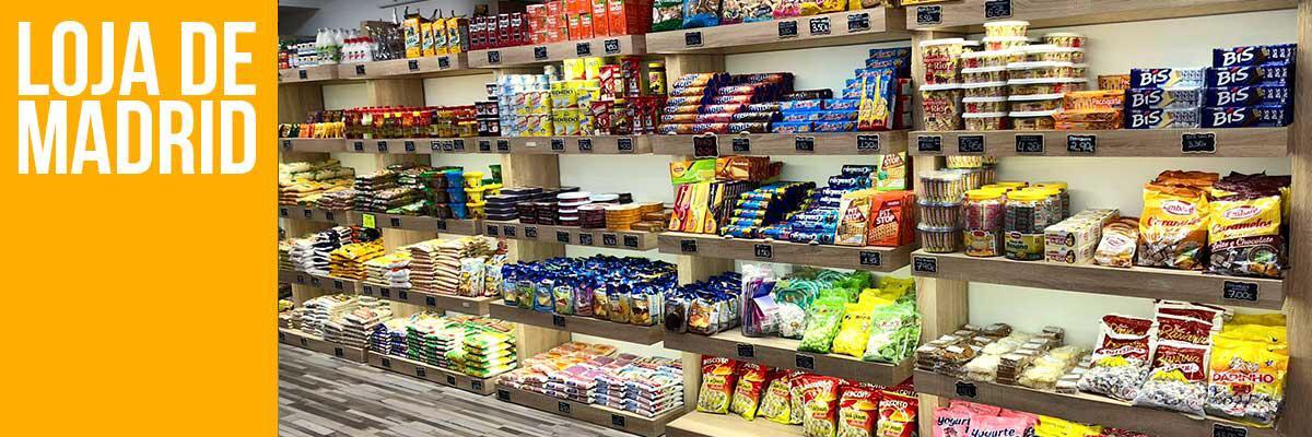 Loja Productos Brasileiros Madrid