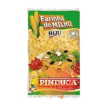 Farinha de Milho Biju Pinduca