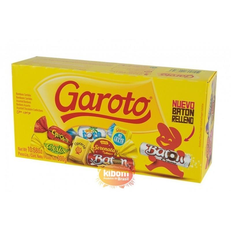 Caixa Bombom Garoto