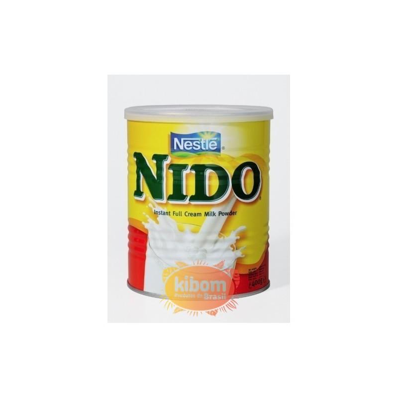 Leche en polvo Nido Nestle
