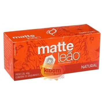 Cha Matte Leao saches.