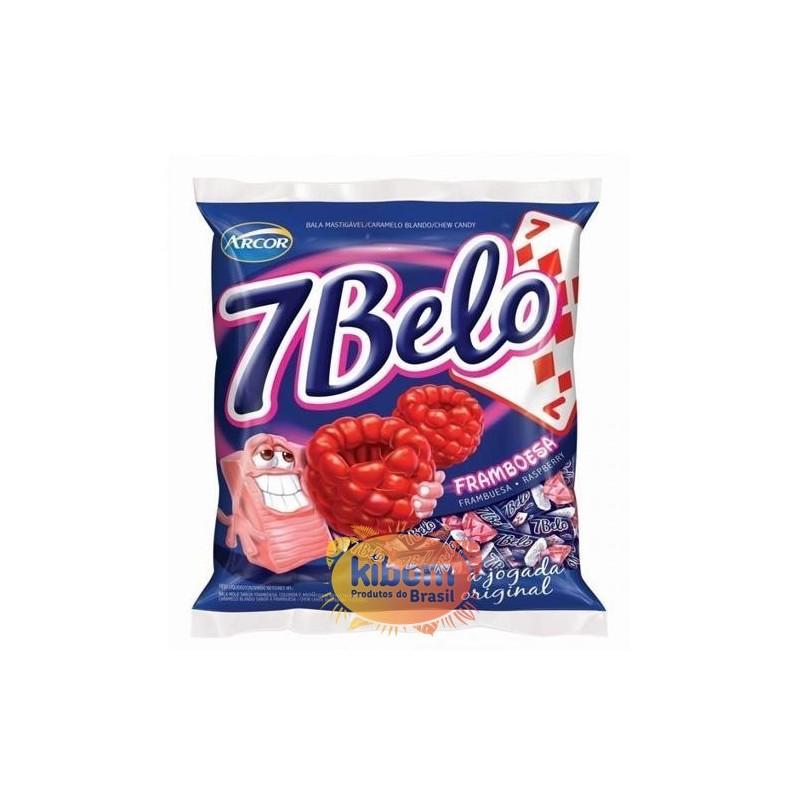 Bala 7 Belos pacote