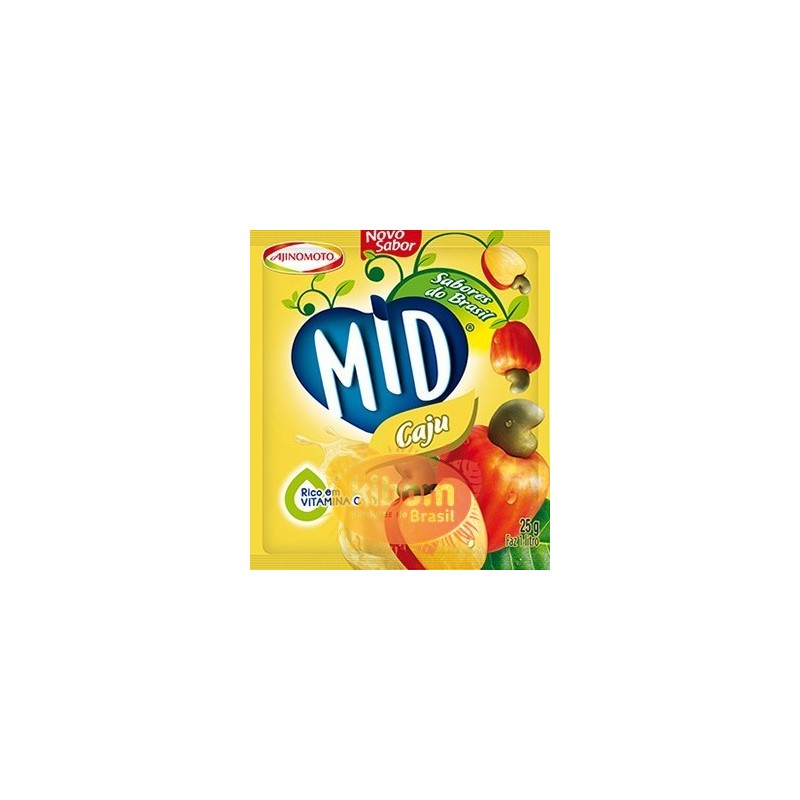 Suco Caju ''Mid''