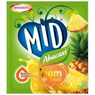 Suco Abacaxi ''Mid''