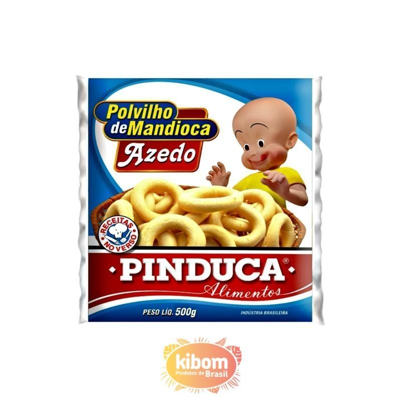 "Almidon Agrio  ( polvilho )"" Pinduca """
